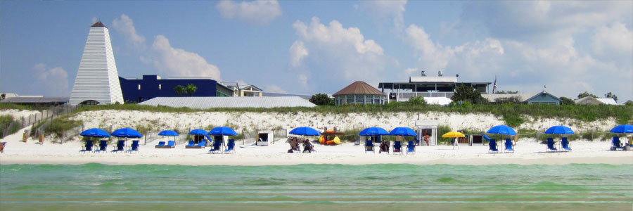 Welcome to the Bud and Alley's Waterfront Restaurant and Roof Deck Bar, Seaside, FL