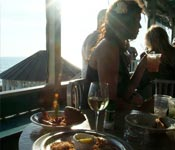 roof deck bar photo gallery image