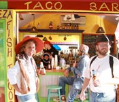 taco bar photo gallery image